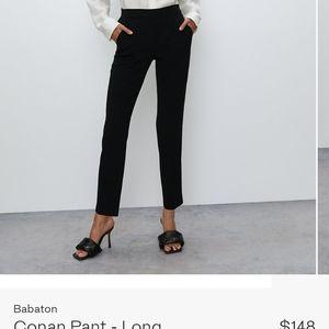Babaton Conan Pant - Long Black